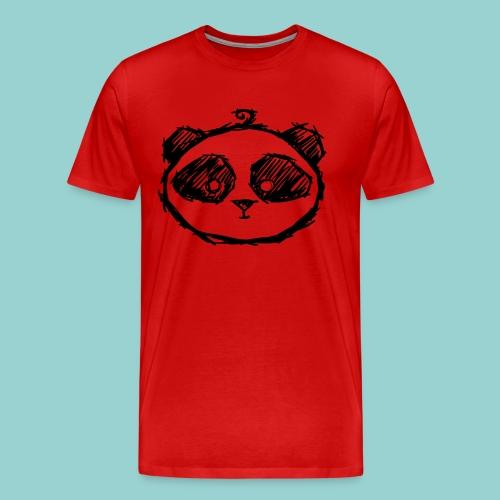 baby panda - Männer Premium T-Shirt