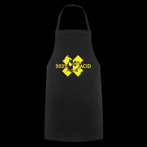 LOGO ACIDTEKNO V2 - Cooking Apron