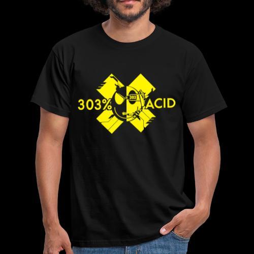 LOGO ACIDTEKNO V2 - Men's T-Shirt