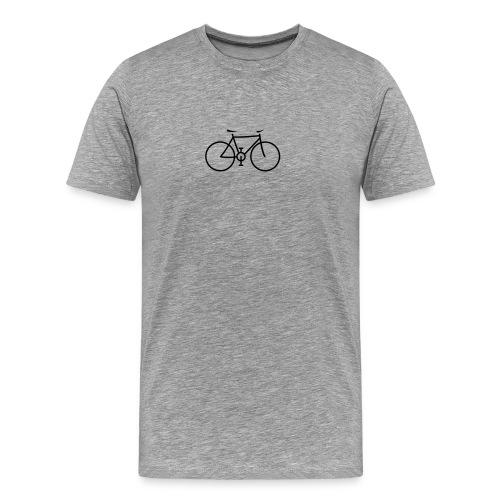 Singlespeed - Männer Premium T-Shirt