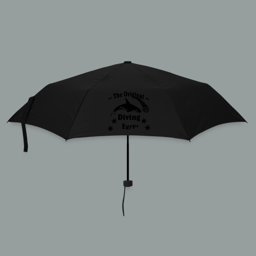 The Original Diving Egypt - Regenschirm (klein)