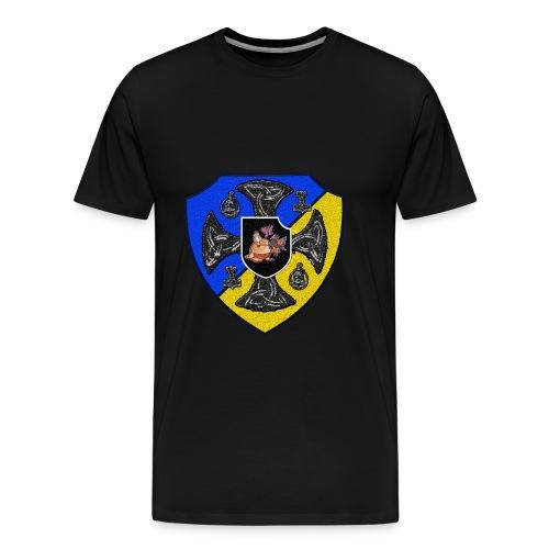 SVJR Body - Premium-T-shirt herr