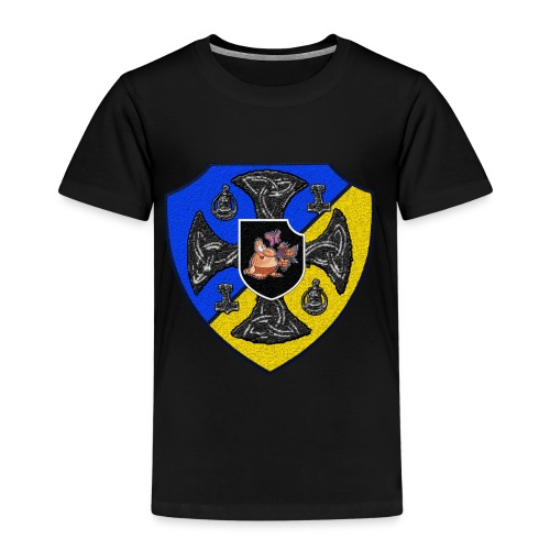 SVJR Body - Premium-T-shirt barn