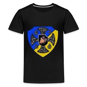 SVJR Body - Premium-T-shirt tonåring