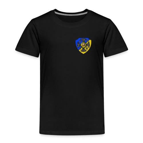 Sv Dam T-Shirt Utan Namn - Premium-T-shirt barn
