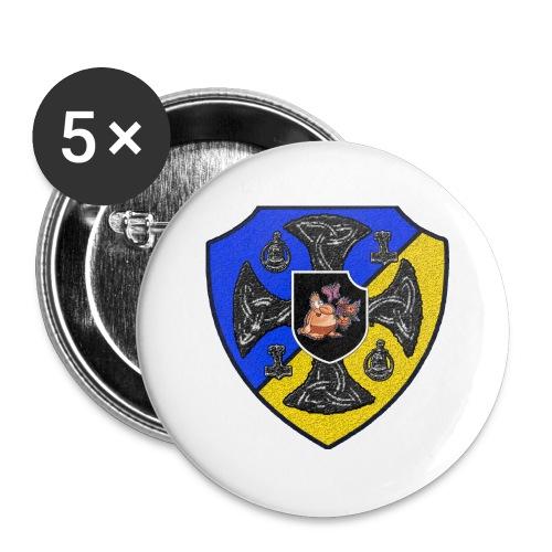 SVJR Ryggsäck - Stora knappar 56 mm