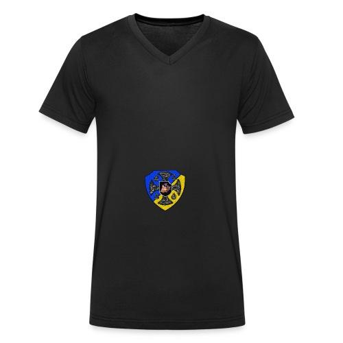 SVJR Ryggsäck - Ekologisk T-shirt med V-ringning herr från Stanley & Stella