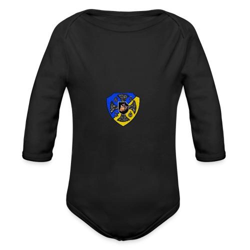 SVJR Ryggsäck - Ekologisk långärmad babybody