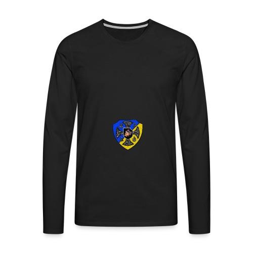SVJR Ryggsäck - Långärmad premium-T-shirt herr
