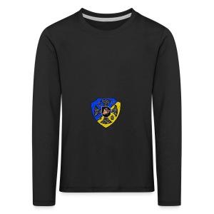 SVJR Ryggsäck - Långärmad premium-T-shirt barn