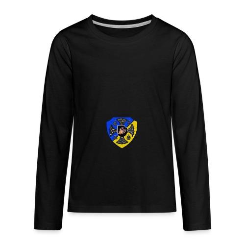 SVJR Ryggsäck - Långärmad premium-T-shirt tonåring