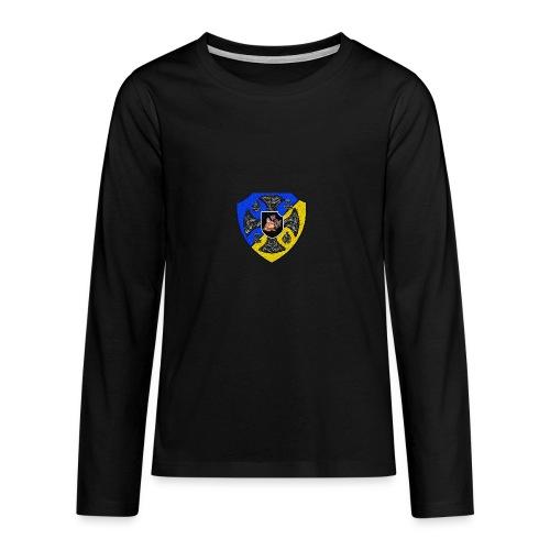 SVJR Ryggsäck - Långärmad premium T-shirt tonåring