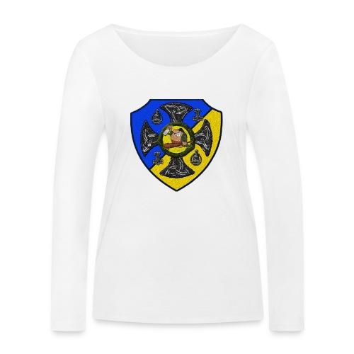 Sv Musmatta - Ekologisk långärmad T-shirt dam från Stanley & Stella