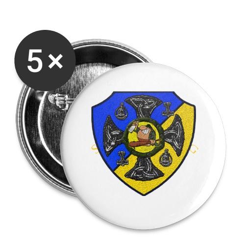 Sv Musmatta - Stora knappar 56 mm