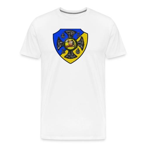 Sv Musmatta - Premium-T-shirt herr