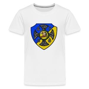 Sv Musmatta - Premium-T-shirt tonåring