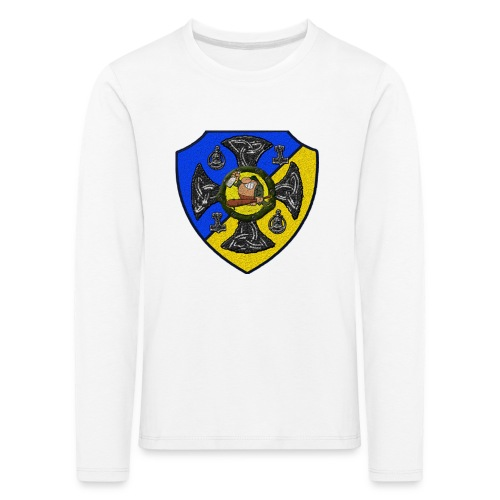 Sv Musmatta - Långärmad premium-T-shirt barn