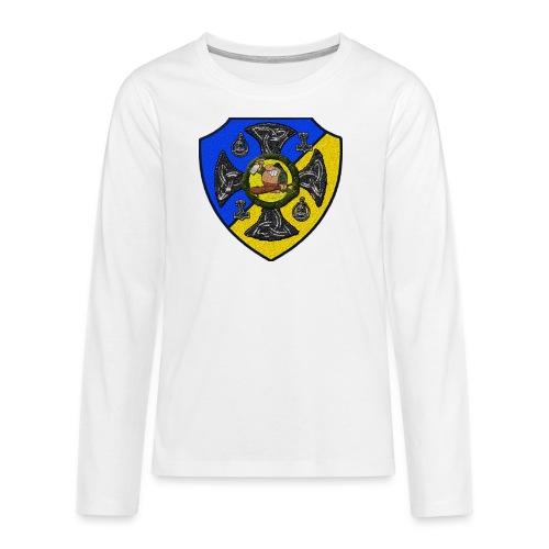 Sv Musmatta - Långärmad premium T-shirt tonåring