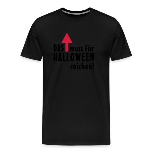 HALLOWEEN Pfeil - Männer Premium T-Shirt