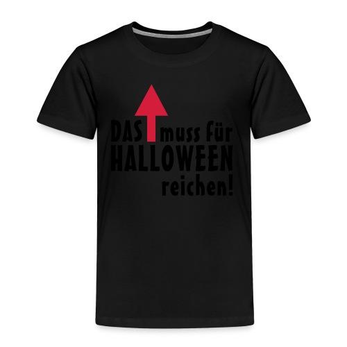 HALLOWEEN Pfeil - Kinder Premium T-Shirt