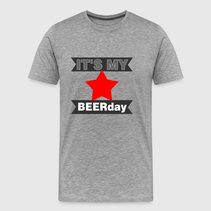 BEER Day - T-shirt Premium Homme
