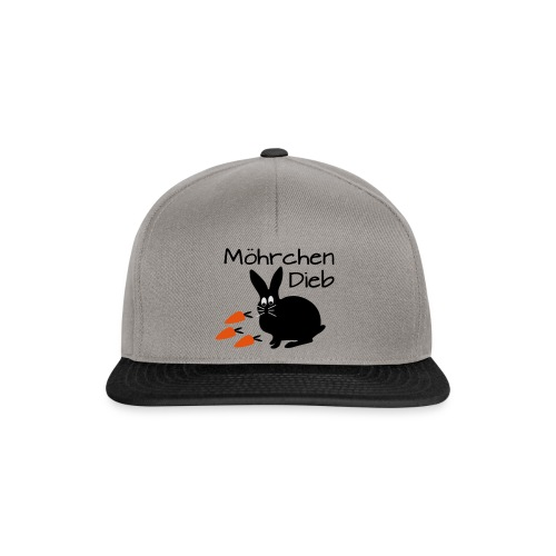 Möhrchen Dieb! - Snapback Cap