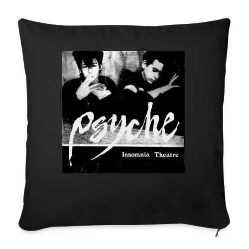 Insomnia Theatre (30th anniversary) - Sofa pillow cover 44 x 44 cm