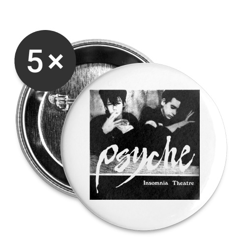 Insomnia Theatre (30th anniversary) - Buttons small 25 mm
