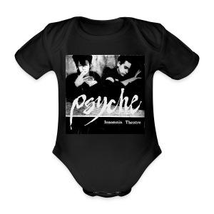 Insomnia Theatre (30th anniversary) - Organic Short-sleeved Baby Bodysuit
