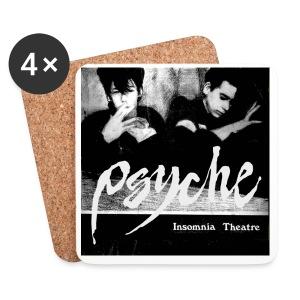 Insomnia Theatre (30th anniversary) - Coasters (set of 4)