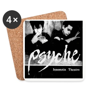 Insomnia Theatre (30th anniversary) - Coasters (set of 4)