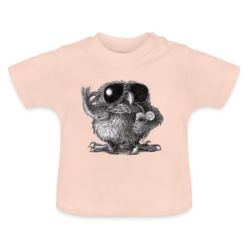 Coole Eule - Baby T-Shirt