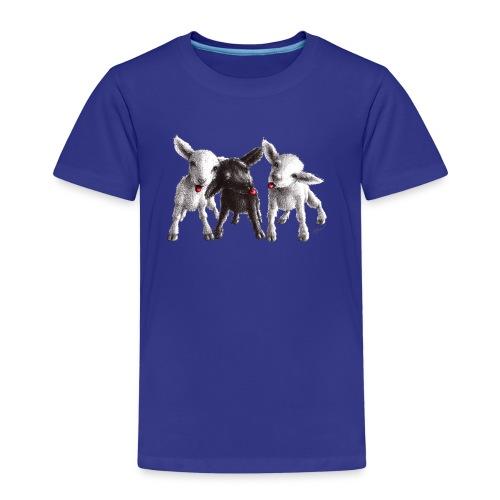 freche schafe - Kinder Premium T-Shirt