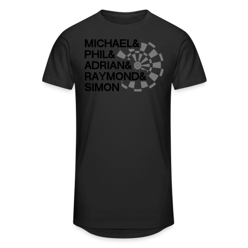 Darts Champions Shirt - Männer Urban Longshirt