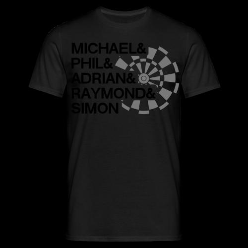 Darts Champions Shirt - Männer T-Shirt