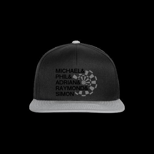 Darts Champions Shirt - Snapback Cap