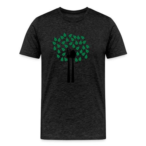 Gärtnerbaum   Gartenmotiv - Männer Premium T-Shirt