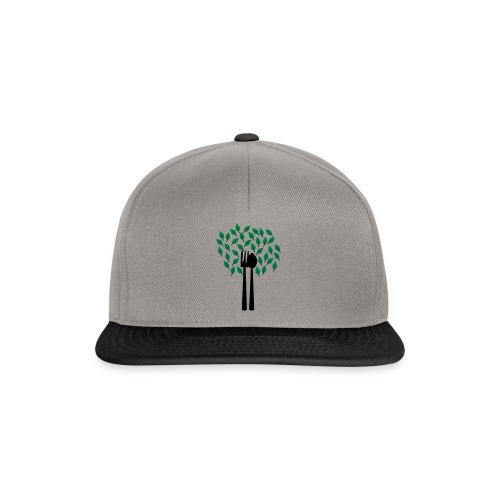 Gärtnerbaum   Gartenmotiv - Snapback Cap