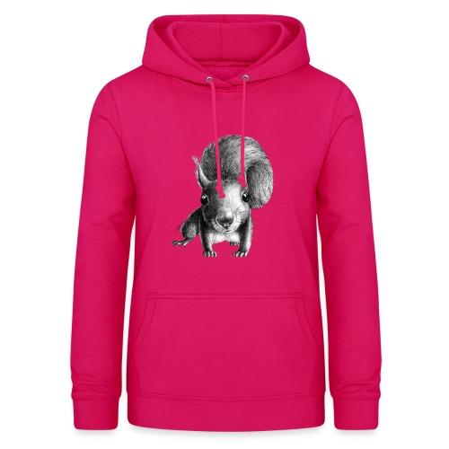 Eichhörnchen - Frauen Hoodie