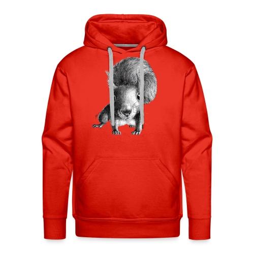 Eichhörnchen - Männer Premium Hoodie