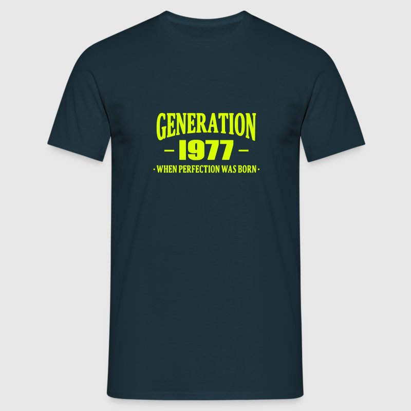 Generation 1977 T-Shirts - Men's T-Shirt