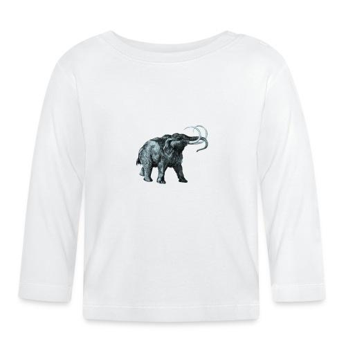 Das Mammut, Urzeitliche Elefanten aus der Vorzeit.