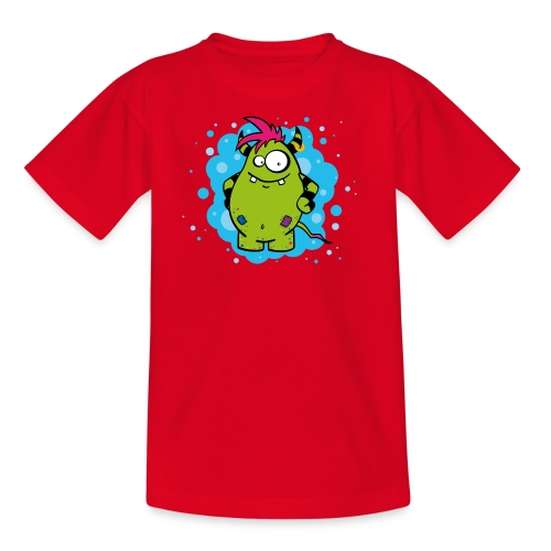 Miroo Blubber - Teenager T-Shirt