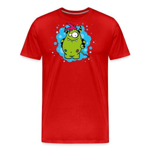 Miroo Blubber - Männer Premium T-Shirt