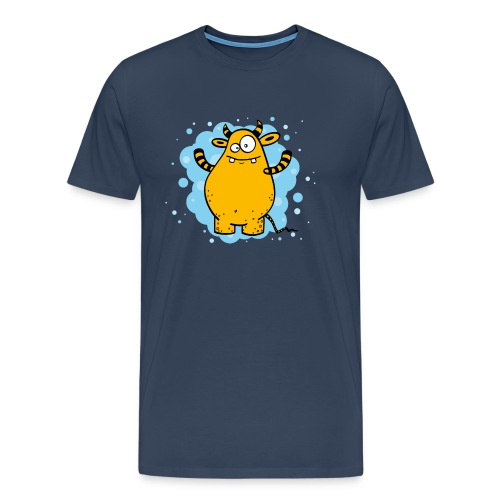 Veeti Blubber - Männer Premium T-Shirt