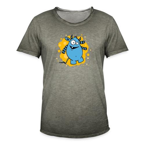 Knolle Blubber - Männer Vintage T-Shirt