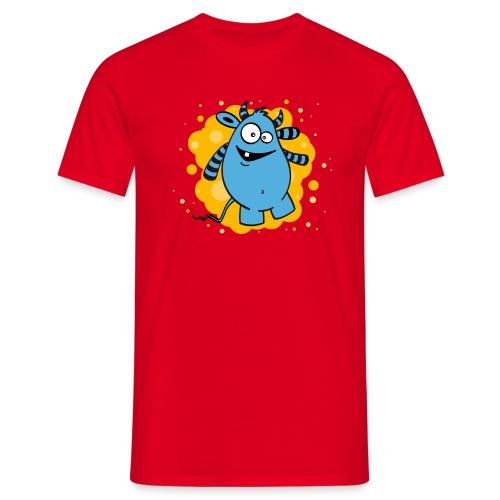Knolle Blubber - Männer T-Shirt
