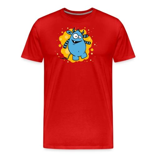 Knolle Blubber - Männer Premium T-Shirt