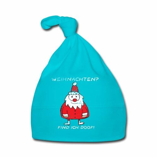 Männer Pulli Weihnachten - Baby Mütze