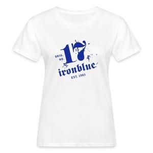 Teddy 17 Vintage - Frauen Bio-T-Shirt